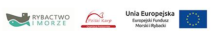 RYBACTWO I MORZE / Polski Karp / Unia Europejska. Europejski Fundusz Morski i Rybacki